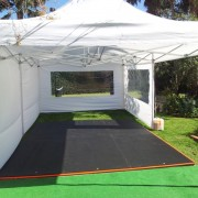 8m x 4m with Dance Floor