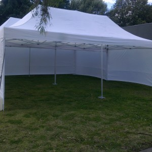 8m x 8m Marquee